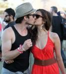 Wann war Nina mit Ian Sommerhalder zusammen?