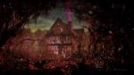 Bevor wir mit den Schülern anfangen, zeige ich euch noch einen ganz besonderen Ort, das Haus der Sanderson Schwestern. Jeder in Salem kennt ihre Lege