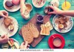 Was isst du zum Frühstück?