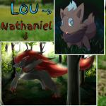 Louna's Charaktere Name: Lou Nachname: Fear Geschlecht: weiblich Alter: 15 Aussehen: lange dunkle Haare mit blauen Spitzen, blaue Augen Charakter