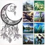 ((bold))((gray))Lunaris - Das Reich der Magie und des Mondes((ebold))((egray)) Name des Reiches: Lunaris Bekannt für: seine Zaubertränke und sein Sc
