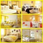 ((unli))((olive))Sonnengelb((eunli))((eolive)) Ein Apartment voller Sonnenschein. Die Farbe Gelb symbolisiert das Sonnenlicht, die Erkenntnis und das