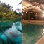 ((bold))((olive))Wasser ((ebold))((eolive)) Es gibt 2 Möglichkeiten, Wassersport zu betreiben. Zum einen den See, der am das Gelände abschließenden