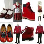 ((bold))((maroon))Schuluniform((ebold))((emaroon))