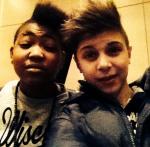 Wann hat Lukas sein erstes Bild auf Instagram gepostet?