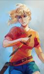 Platz 4: Annabeths Dolch