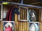 Ist zwar kein Einhorn 🦄 aber es ist ein Pferd..