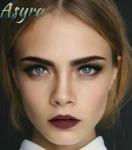 Name: Asyra Syrena Torrera Alter: 21 Geschlecht: Weiblich Beruf/Universität/Schule: Vertreterin Soziale Schicht: Oberschicht Wohnung: Sehr große Lux