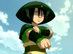 Mit wie viel Jahren tritt Toph Team Avatar bei?