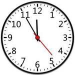 Also ich habe gerade 17.52 Uhr. Welche Tageszeit ist es bei dir? ^.^