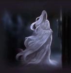 Wie würdest du reagieren, wenn ein Geist auf dich zukommen würde?