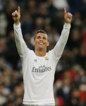 Christiano Ronaldo spielte vor Real Madrid bei Manchester City.