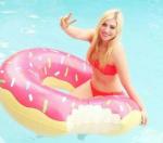 Bibis Lieblingssnack sind Donuts?