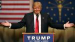 Trump ist President von?