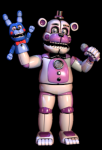 Platz 9 ist Funtime Freddy
