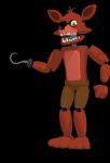 Platz 8 ist Unwithered Foxy