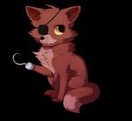Platz 4 ist Foxy