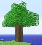 Baut man Holz in Minecraft als erstes ab?