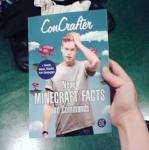 Concrafter hat ein eigenes Buch.