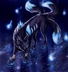 ((teal))Du hast dich also entschieden es heraus zu finden, wer diese Wölfe sind und wo sie herkommen, ja? Dann heißen Flamme und ich dich herzlich w