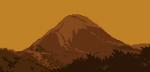 Wie heißt der Berg, der bekannt ist als der einzige Punkt um in den Untergrund zu gelangen?