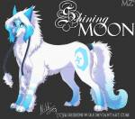 Name: Moon Alter: 25 Monde Geschlecht: weiblich Aussehen: siehe Bild Rang: Krieger-Elementmeisterin Besonderheiten: flauschiges Fell, Eis- und Luftkr�