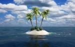 Du wirst auf einer einsamen Insel ausgesetzt und du hast keine Möglichkeit, zu zaubern. Vor dir befinden sich vier Kisten und du kennst den Inhalt vo