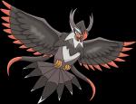Mega-Staraptor: Flug/Metall