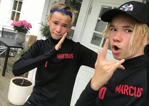 Marcus Martinus