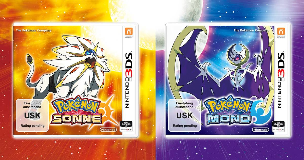 Pokémon Sonne Oder Mond Welche Edition Passt Zu Mir