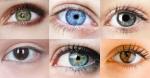 Welche Augenfarbe(n), hat El Margo?
