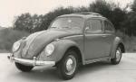 50 Schrauben halten den VW Käfer aus 1960 zusammen