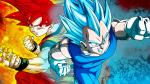Was unterscheidet die SSJ Blue Form, von der SSJ God Form? (Manga)