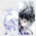 Name: Yuki Nachname: Alter: 300 Art: Drache Charakter: seht selbst Aussehen: als Drache ist sie klein und schneeweiß mit lilanen, violetten und hellb