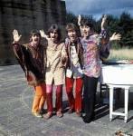 Paul, John, George und Ringo wurden alle im gleichen Jahr geboren.