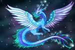 ((teal)) Das ist noch Luna's Drache, sie heißt Saphira ((eteal)) Mädchen - Luna Moon - Olivia Silber - Mercy Anderson - Bonnie Fire - Maddie Da