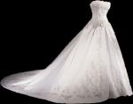 Luna's Hochzeitskleid