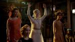 Fangen wir mit der ersten Staffel an. Wie heißen die vier Ernte-Mädchen (aus Staffel 1)?