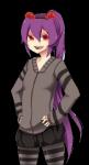 ((bold)) Sarah ((ebold)) Sarah ist ein 18 Jähriges Spinnen Mädchen. Sie lebt mit ihrer Familie in einer Höhe. Die Höhle ist gut versteckt. Eines M