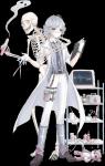 Name: Master Siran of the ruins Spitzname: Siri (fast nur von Kari), Master, Lord Alter: ist im seiner dritten Regeneration, um die 95 Geburtstag: 21.