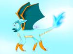 Name: Glarak Hybrid: Glaziola, Glurak Geschlecht: Männlich Typ: Eis, Feuer Charakter: ruhig, wenn ich aber wütend werde vergesse ich alles andere um