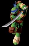 Wer wäre dein Teenage Mutant Ninja Turtles-Freund?