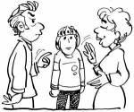 Sind deine Eltern streng?