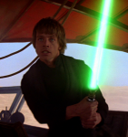 Und sein Sohn Luke Skywalker