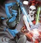 Aurra Sing war auch mal eine Jedi