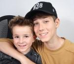 Arian hat 2 kleine Brüder