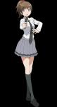 Name: Toka Nachname: Yada Codename: Zopf und Brüste Geschlecht: weiblich Alter: 15 Klasse 3 A □ B □ C □ D □ E ○ ((unli))Äußeres((eunli))
