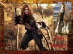 ((big))Mein Charakter:((ebig)) ▶ Name: Lexa Brakes ▶ Berufung: Jägerin der Rebellen ▶Welcher Schicht gehört der Charakter an? Eigentlich Mitte