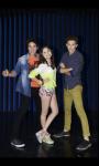 Wo treffen sich Luna und Matteo das erste Mal?