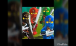 "Aus welchem Lied stammt dieser Satz? ""Nightfall at the hall of villainy, all of Ninjago is up celebrating."""